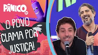 Mionzinho fala sobre chance de também ir para a Globo com Marcos Mion