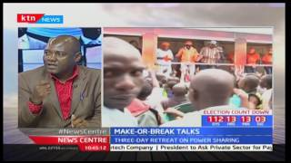 News Center: NASA make-or-break talks