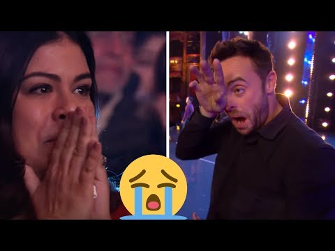 Top 10 *MEN STARTS TO CRY* EMOTIONAL MOMENTS ON GOT TALENT! (видео)