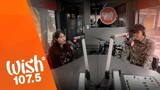 """Yumi and Curse One perform """"Kahit 'Di Na Tayo"""" LIVE on Wish 107.5 Bus"""