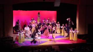 Who's the Thief - Joseph and the Amazing Technicolor Dreamcoat