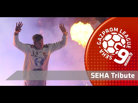 Sergei Gorbok, thank you for defending Vardar's colours! I SEHA Tribute