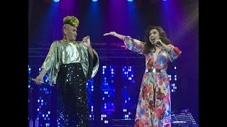Donita Nose & Super Tekla Bisaya | The Sweetheart And The Balladeer Concert CDeO
