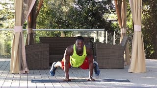 HIIT Workout : TABATA Workout : Fat Burning HIIT Workout - Lose Weight Fast : Blast Fat by GymRa