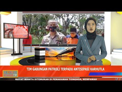 Tim Gabungan Patroli Terpadu untuk Antisipasi Karhutla di Kalbar