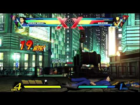 Go To The Dojo With Phoenix Wright And Iron Fist In This New Ultimate Marvel Vs Capcom 3 Video