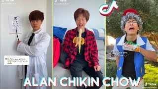 New Try not to laugh Watching Alan Chikn Chow Tik Tok 2021 - Funny AlanChiknChow TikTok Videos