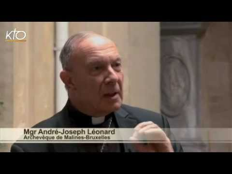 Mgr Léonard : le Feu de l'Evangile