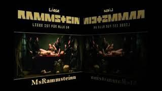 Rammstein Liese  Subtitulado Al Español