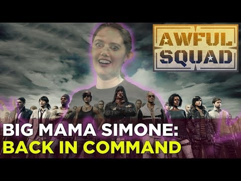 AWFUL SQUAD — Mama Simone Comes Home w/ Abby Russell, Griffin, Simone, Clayton, Jenna, and Justin
