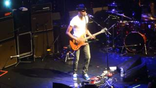 Keziah Jones⎥Funk'N Circumstances - @ Paris (Le Bataclan) - 17.12.2013