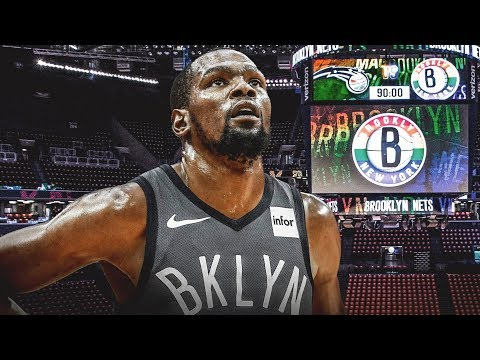 Kevin Durant to Sign Nets 4 Years $164 Million! 2019 NBA Free Agency