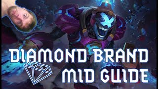 Brand Guide Mid Lane - Diamond Brand Main league of legends - Beginners and advanced guide