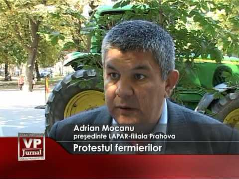 Protestul fermierilor