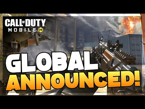 COD MOBILE | Global Launch Officially Announced!