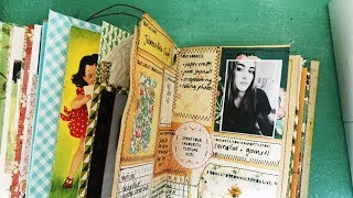 Journal With Me || Using The Pages From Our Journals Zine | MARCH