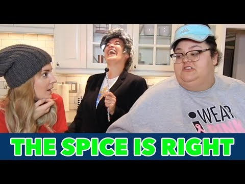 The Spice is Right! (w/ Christine Sydelko & Grace Helbig)