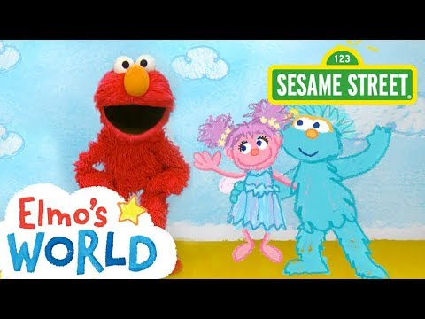 Sesame Street: Elmo's World: Friends | FULL Segment