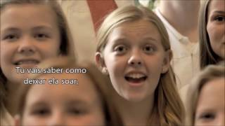 """Glorious"" By David Archuleta By One Voice Children's Choir-tradução Portugues"