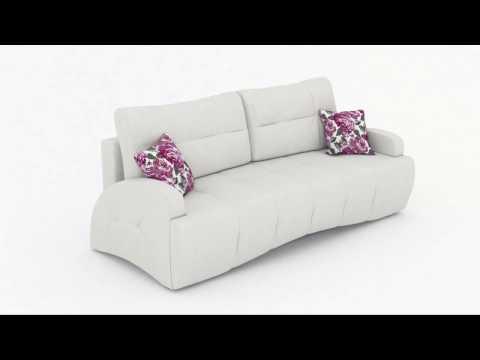 "прямой диван ""Исида"" GENIUSPARK"