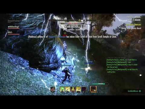Animation Canceling — Elder Scrolls Online