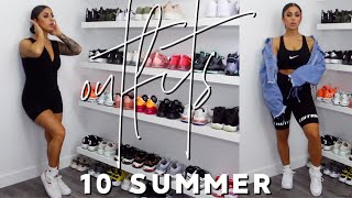 10 CASUAL SUMMER OUTFITS 2020   A LOOKBOOK