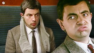 Bean On The TRAIN 🚆 | Mr Bean Full Episodes | Mr Bean Official