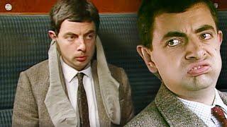 Bean On The TRAIN 🚆 | Mr Bean Full Episodes | Mr Bean Official