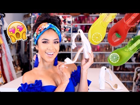 Spring Fashion Favorites + Katy Perry SHOE HAUL | Dulce Candy Mp3
