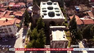 preview picture of video 'Havadan Türkiye - AMASYA(2014)'