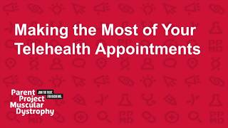 Making the Most of Your Telehealth Appointments (May 6, 2020)