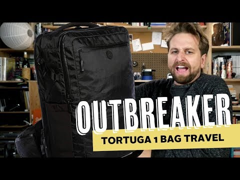 Tortuga Outbreaker Backpack Review (35L)