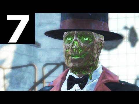 Fallout 4 Nuka World Part 7 - Ghoul Magician Oswald | A Magical Kingdom - Walkthrough Gameplay Mp3