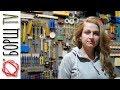 Организация хранения в мастерской | Обустройство столярной мастерской