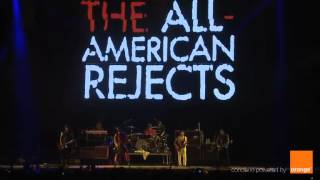 The All American Rejects - Gonzo @ Madrid - 19 Julio 2012
