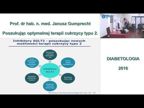 Cushinga i cukrzyca