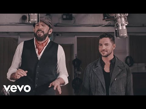 Si No Te Hubieras Ido - David Bisbal feat. Juan Luis Guerra (Video)