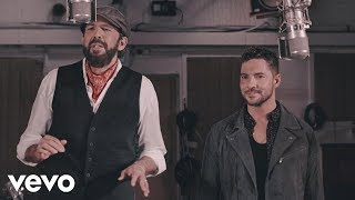 Si No Te Hubieras Ido - David Bisbal feat. Juan Luis Guerra (Video)
