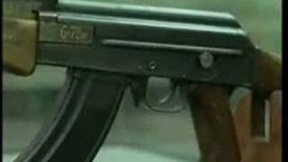 Russia Marks AK47s 60th Birthday  VOA Story