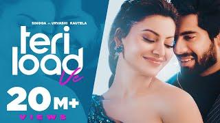 SINGGA   Teri Load Ve(Official Video) Urvashi Rautela   Latest Punjabi Song 2021 – New Punjabi Songs