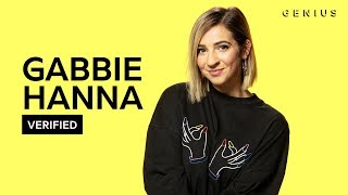 "Gabbie Hanna ""Monster"" Official Lyrics & Meaning 