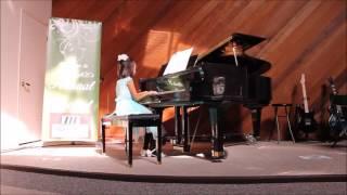 Music I.N.C. Recital 2016 valeria and rayela