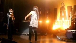 Lose My Life+Defeat You - Chipmunk Concert 21.2.10