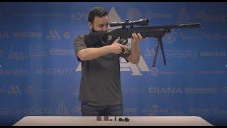 Пневматическая винтовка Hatsan Vectis от компании CO2 - магазин оружия без разрешения - видео