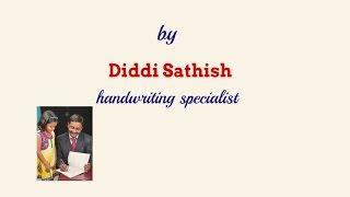 Gambar cover GOOD HANDWRITING in ENGLISH PROMO    Diddi Sathish