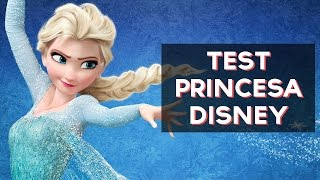 Descubre que princesa de Disney eres con este divertido test! ↠↠ ¡No te olvides de suscribirte para no perderte ningún test!