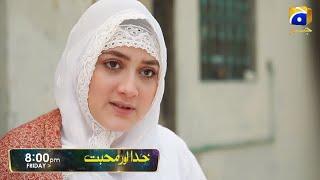Feroze Khan & Iqra aziz Drama Serial Khuda Aur Muhabbat Episode 23 Teaser Promo Review Mahi & Farhad