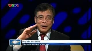 Giáo sư Hà Tôn Vinh nói chuyện về Đặc Khu Kinh tế Vân Đồn và khu phức hợp Casino