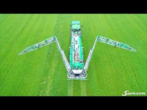 SAMSON AGRO SHB4 36 m Drip Hose Boom