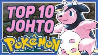 Top 10 Johto Pokemon